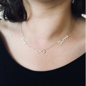 Family Name Necklaces